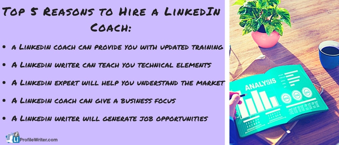 reasons to hire a linkedIn coach