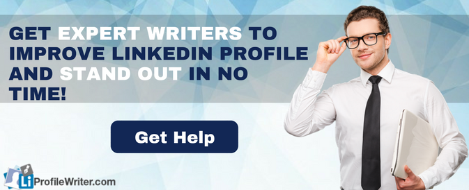 professional help to improve linkedin profile