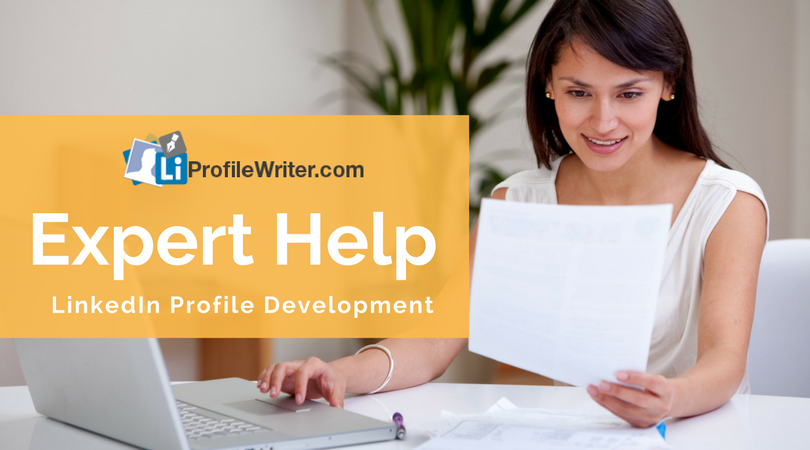 experienced li profile writers maryland