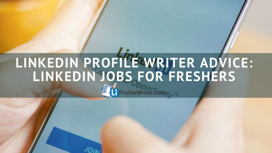 linkedin jobs for freshers