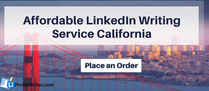 linkedin writing service ca