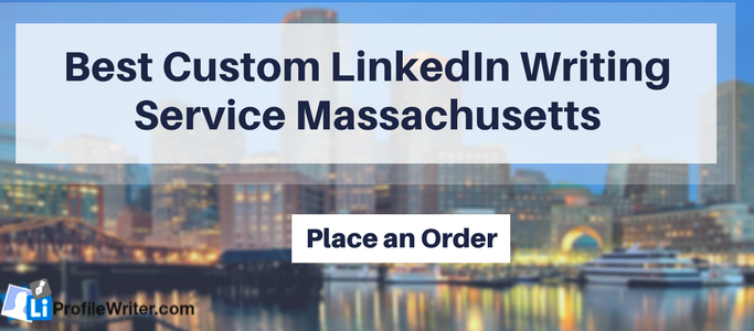 linkedin writing service ma