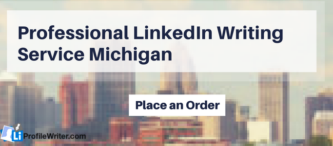 linkedin writing service mi