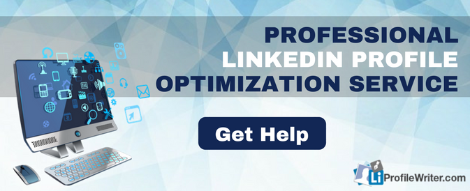 professional linkedin profile optimization service