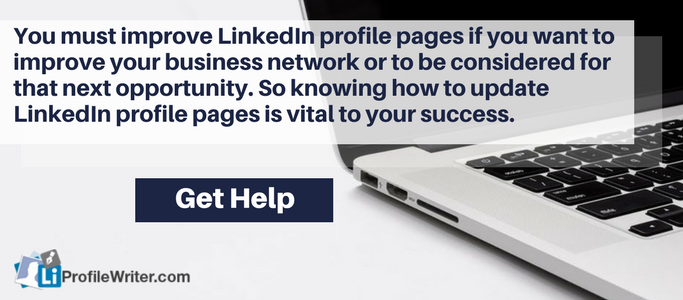 professional tips to improve linkedin profile